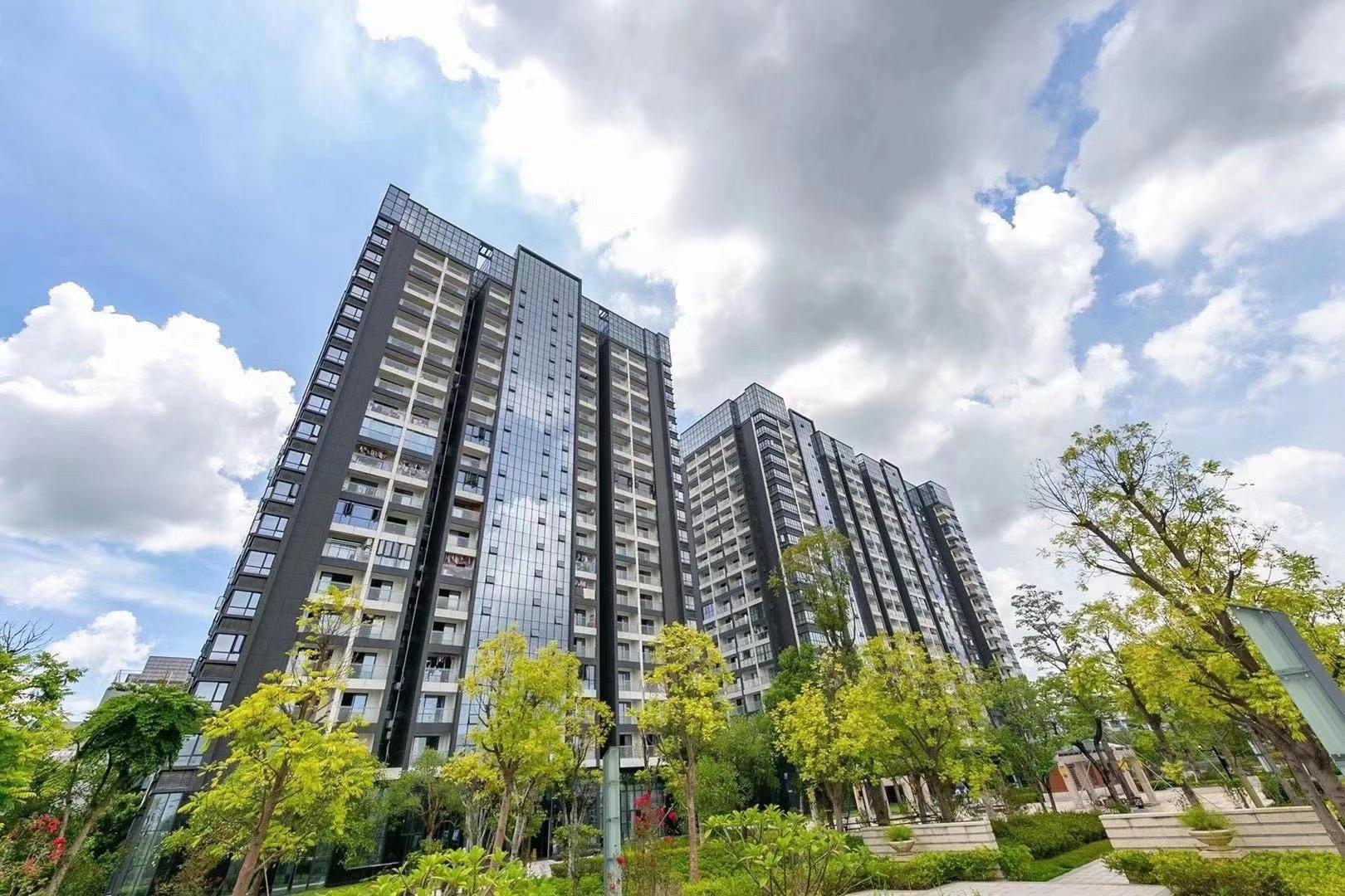 电梯花园【山水 • 悦城 】小区新房,绿化率60% 首付28万起,入住小两房