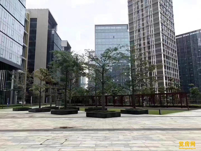 7万㎡精装公寓 布吉地铁口花园房【凉帽山·公馆】户户大双阳台!