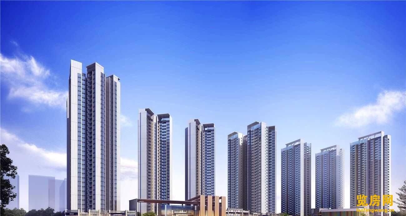 首付5万即可买房!【虎门•丽景龙庭】起价3780,均价4300/平方!