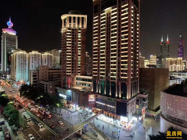 【罗湖️华茂国际】能买起深圳市中心,何必郊区!