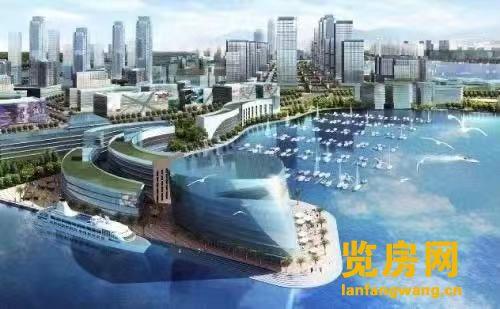 长安滨海新区【海岸新城】六栋现楼开售即秒