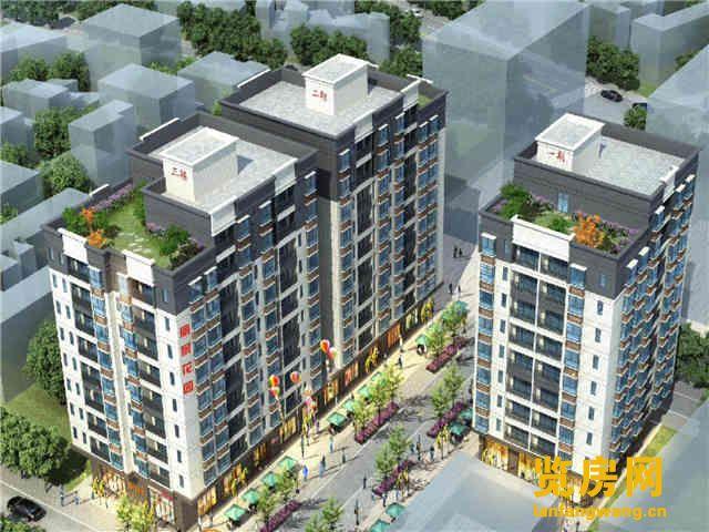 大岭山三栋规模社区《顺发花园》配独立的地下停车场 均价3580/平起!