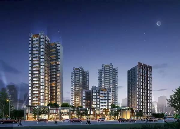 深圳北 观湖嘉园 7栋大型花园统建楼 房首付6万、带停车场
