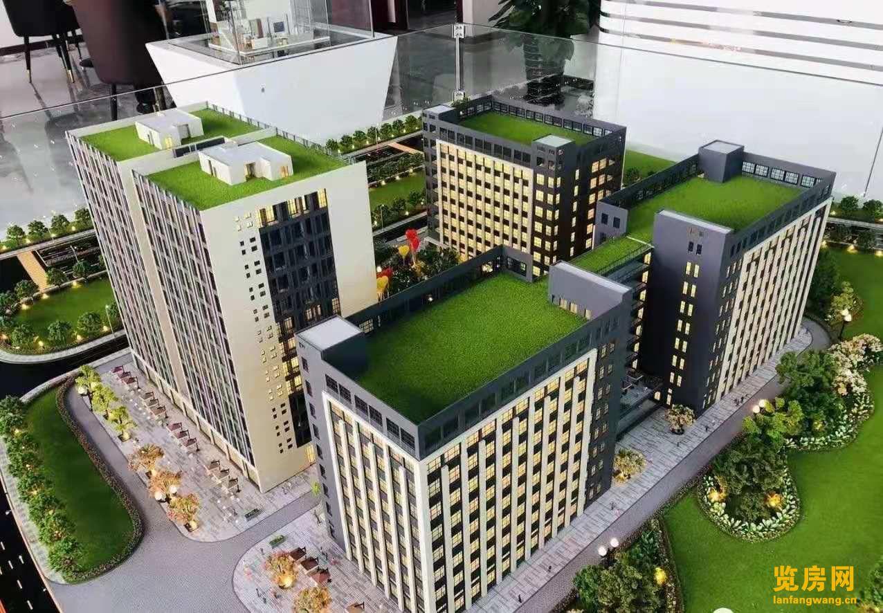 寮步8栋花园首付10万做房东【松湖时代天境】 8栋花园小区、地下停车场