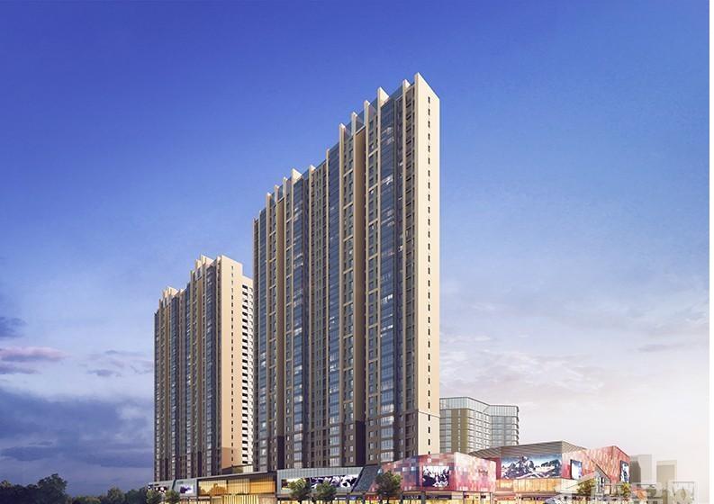宝安福永新盘【会展湾一号】前海扩容区150套新房首付13.8万起,燃气入户